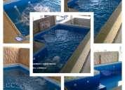 Secc piscinas . piscinas y jacuzzi en su terraza
