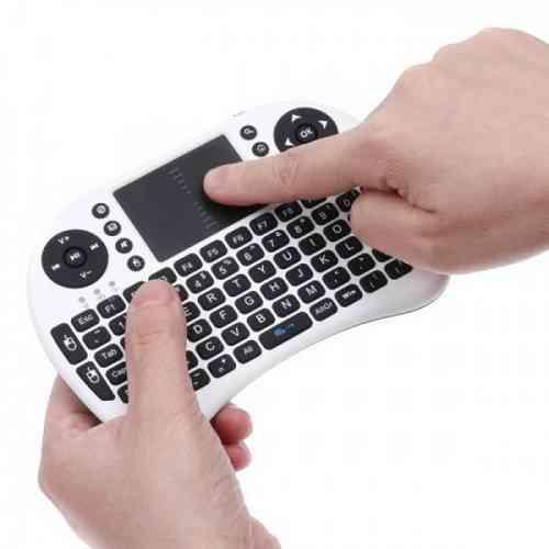 Mini teclado 3 en 1 inalámbrico con Touchpad  mouse , control. ps3,Table, Pc, PC, Xbox360,TV