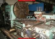 Torno tos 1000 mm x 4000mm usado
