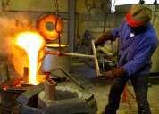 Hornos rotatorios para fundicion de metales,horno rotatorio para fundicion de acero,horno fundicion