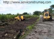 Limpieza de terrenos 0999193805
