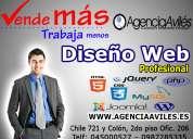 Diseño páginas web, diseño web, desarrollo web