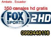 Cnt television gratis 350 canales hd