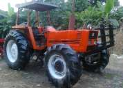 Vendo tractor fiatagri doble transmision 120 hp6 cilinfros ideal para todo trabajo agricola