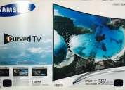 Smart tv 55'' curve 3d