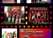 Artistas y servicios, entrenamiento quinceañeras, aniversarios, ecuador tiene talento
