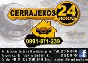 Quito cerrajeros 24 horas