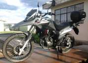 Vendo moto nueva brother z1 2015