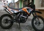 vendo moto nueva enduro 250,orion