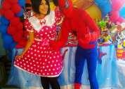 Animaciones infantiles en guayaquil con maquina de burbujas y música incluida!
