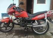 Vendo moto fx200