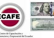 Curso de cajeros bancarios