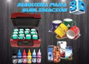Sublimadora 3d nueva. para jarros, baldosas, copas, 12 pocillos a la vez