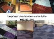 Lavado y limpieza de alfombras ecuador clean 0993901646 eliminan polvo ácaros y mas