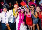 Hora loca garantizada graduaciones bodas cumpleaños quito