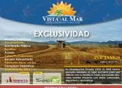 Adquiere un solar desde 8000 en manabi