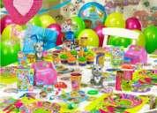 Animacion de fiestas infantiles y baby shower com la muñeca luli