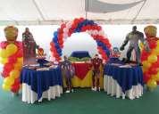 animaciones . decoraciones , manualidades para sus eventos sociales llamenos 6028892