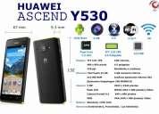 Huawei ascend y530 equipos nuevos y originales,consulte!
