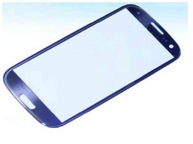 Vendo Samsung galaxy s3 pantalla frontal