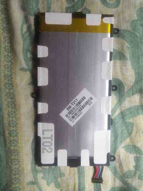 Vendo batería para Samsung galaxy tan 3