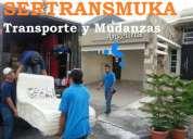 Servicio de camiones para fletes y mudanzas