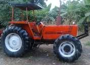 Vendo tractor fiatagri doble transmisiÓn 120 hp 6 cilindros ideal para todo trabajo agrÍcola.