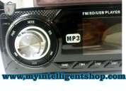 Auto radio usb micro sd