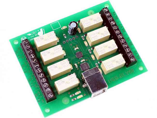 Supervision Control I/o Relays X Usb Wifi Celular Bluetooth