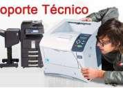 Reparacion, mantenimiento, servicio tÉcnico mantenimiento de impresoras copiadoras a nivel nacional