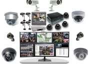 Cctv, redes, cableado estructurado y wireless