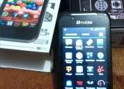 Vendo celular bmobile ax512  androide nuevo de paquete!!!!