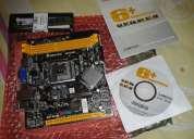 Mainboard biostar h81mhv3 1150 + memoria ddr3 de 4gb