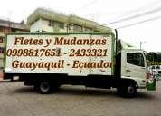Mudanzas con grandes descuentos region costa 2433321