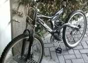 bicicleta montañera excelente