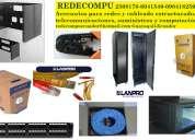 Redecompu distrubuidora de accesorios para cableado estructurado y redes