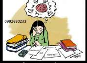 Estas en exámenes de matemáticas, física e ingles??