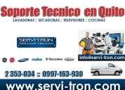 Mantenimiento y reparacion de electrodomesticos en quito