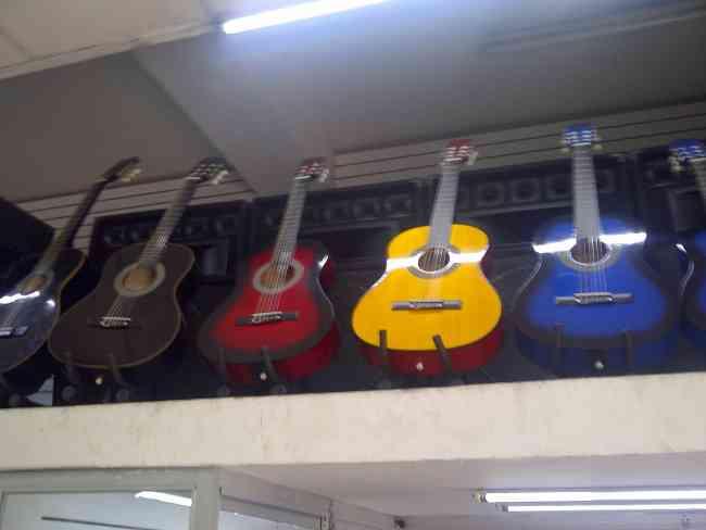 Vendo guitarras acústicas de Guayaquil