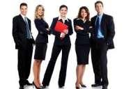Empresa requiere personal horarios flexibles