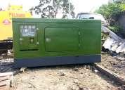 Generador eléctrico 35 kva