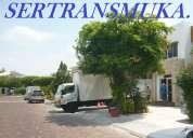 Sertransmuka servicio de  traslados, fletes y mudanzas en camiones