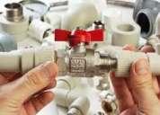Plomeros estamos asu dispocicion 24h-0987120821-reparaciones todo el norte de quito
