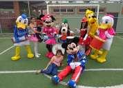 Animaciones de fiestas infantiles guayaquil tia songy 042817784-0980067105