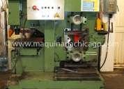 Metalera 110 ton usada