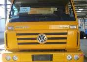Vendo volqueta mula volkswagen 2014, con puesto de trabajo en sinohydro. $100.000 negociables.