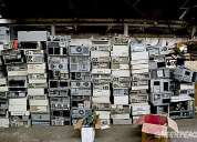 Reciclamos la chatarra electronica