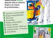 Works of cleaning s.a cleanwork servicio de limpieza integral.-