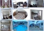 Reserva tus vacaciones  $14 diario por persona alojamiento