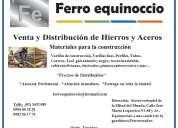 Ferro equinoccio materiales de construcción